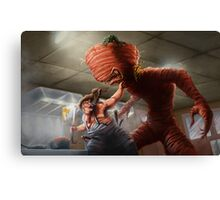 Master of Blades Canvas Print
