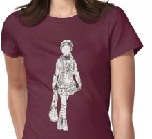 Clothes As Timeless As Vintage Vases Womens Fitted T-Shirt