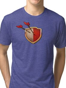 Shield Tri-blend T-Shirt