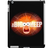 The Big Meep iPad Case/Skin