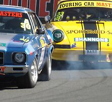 Qld Raceway 2012 Touring Car Masters by davidstorey