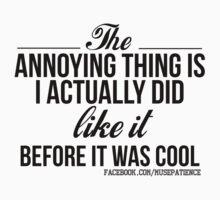 Annoying Thing 1 by VanPerriStudios