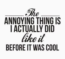 Annoying Thing 3 by VanPerriStudios