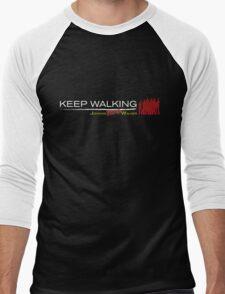 Keep walking... even dead #2 Men's Baseball ¾ T-Shirt