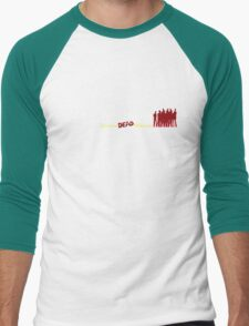 Keep walking... even dead #2 Men's Baseball ¾ T-Shirt