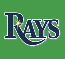 Tampa Bay Rays One Piece - Short Sleeve