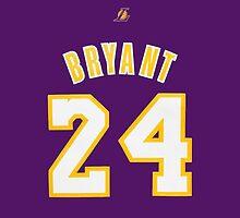 Kobe Bryant by ilRe