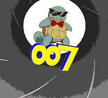 squirtle 007 by jammywho21