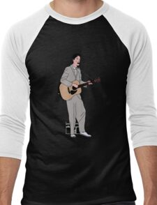 Talk to the Head Men's Baseball ¾ T-Shirt