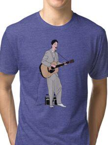 Talk to the Head Tri-blend T-Shirt