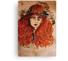 Late summer Proserpine Canvas Print