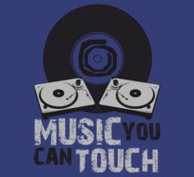 Music You Can Touch by modernistdesign