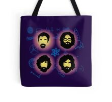 The Big Beards Theory Tote Bag