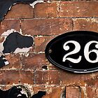 26 Bricks - Dublin by Norman Repacholi