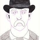 H H Holmes by Dinah Stubbs