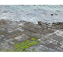 Tesselated Pavement Photographic Print