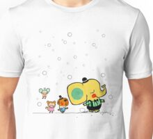 Bubble Animals Unisex T-Shirt