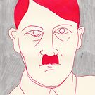 Adolf Hitler by Dinah Stubbs