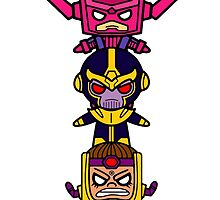 The Villain Totem by wss3