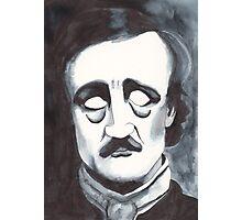 Edgar Allen Poe Photographic Print