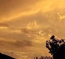 July 2012 Sunset 5 by dge357