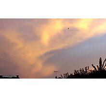 July 2012 Sunset 8 Photographic Print