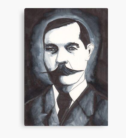 Arthur Conan Doyle Canvas Print