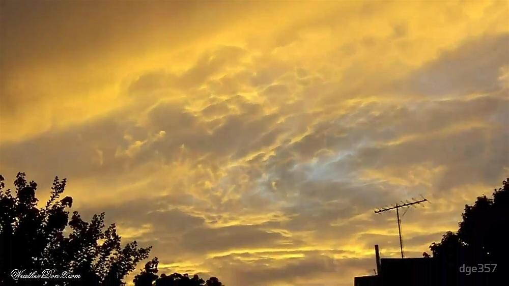 July 2012 Sunset 10 by dge357