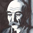 Thomas Hardy by Dinah Stubbs