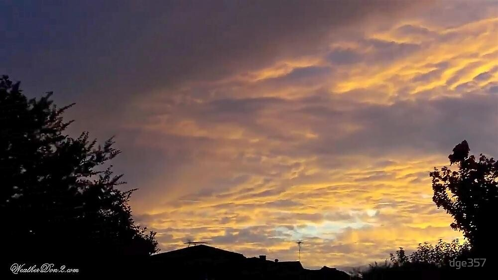 July 2012 Sunset 14 by dge357