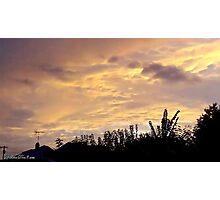 July 2012 Sunset 16 Photographic Print