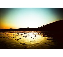 Beach at Downderry Photographic Print