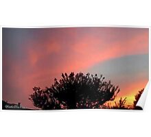 July 2012 Sunset 32 Poster