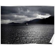 Loch Linhie Poster