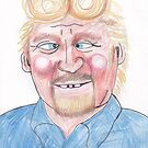 Noel Edmonds by Dinah Stubbs