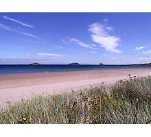 Beach Panorama Photographic Print
