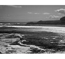 Rough Sea Photographic Print