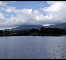 Lake Windermere by pantherart
