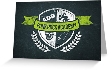 Punk Rock Academy by fixtape