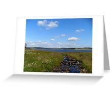 Reservoir Greeting Card