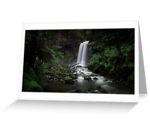 Falls in the Otways Greeting Card
