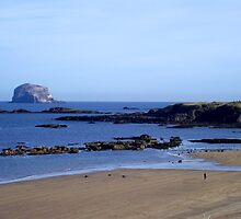 North Berwick by pantherart