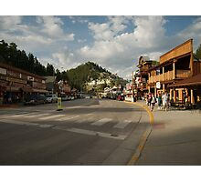 Keystone South Dakota Photographic Print