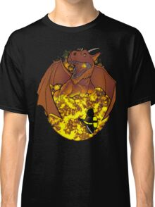 The Fire: an epic fight. Classic T-Shirt