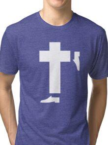 michael jackson tribute white Tri-blend T-Shirt
