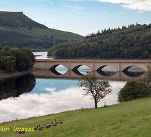 Ladybower Reservoir by Neil  Pickin