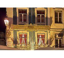 Lisbon eatery Photographic Print