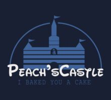 Peach's Castle by tjhiphop