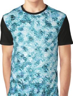 Glass texture Graphic T-Shirt