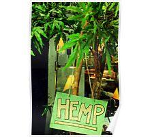 Hemp! Poster